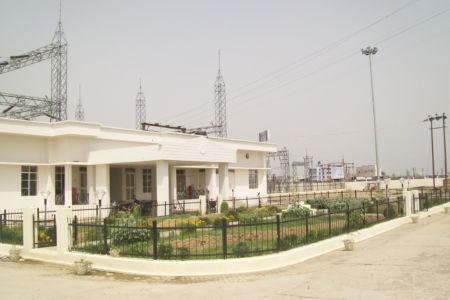 control room building