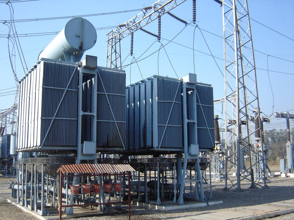 Electricity Sub-Stations